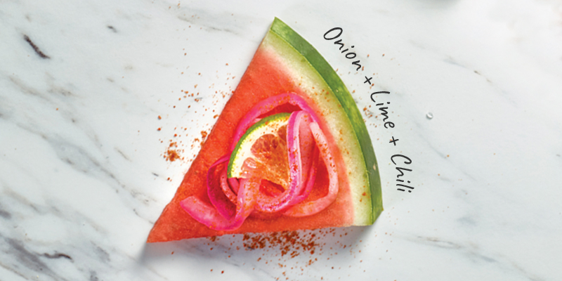 Onion + Lime + Chili